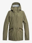 Stellar SpinDye® - Waterproof Longline Hooded Jacket for Women  ERJJK03284