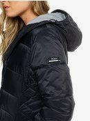 Everglade - Longline Hooded Waterproof Puffer Jacket for Women  ERJJK03290