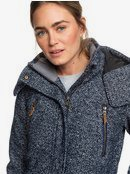 Dawn - Technical Insulated Hooded Coat for Women  ERJJK03295