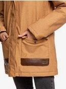 Travelling West - Hooded Parka Jacket for Women  ERJJK03308