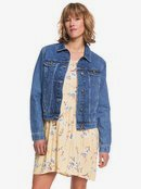 Tigers Eyes - Denim Jacket for Women  ERJJK03363