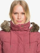 Ellie - Waterproof Longline Puffer Jacket for Women  ERJJK03372