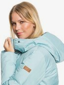 Abbie - Waterproof Longline Jacket for Women  ERJJK03377