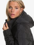 Electric Light - Hooded Puffer Jacket for Women  ERJJK03389