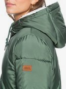 Storm Warning - Water Repellent Coat for Women  ERJJK03453