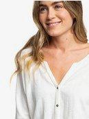 Free Fallin - Long Sleeve Buttoned Top for Women  ERJKT03559