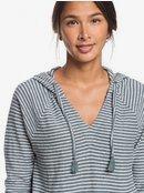 Long Night - Hooded Long Sleeve Top for Women  ERJKT03562