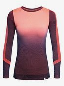 Artic Tracks - Technical Long Sleeve Top for Women  ERJKT03586