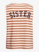 Summer Dreamer - Sleeveless Cropped T-Shirt  ERJKT03592