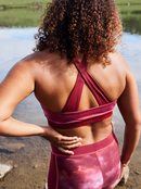 Mermaid Squad - High Support Sports Bra for Women  ERJKT03808