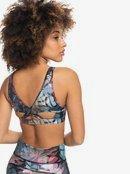 Tropic Sky - Medium Support Sports Bra for Women  ERJKT03823
