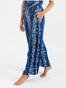 ROXY Life - Wide Leg Viscose Trousers for Women  ERJNP03356