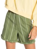 Diamond Glow - Bermuda Shorts for Women  ERJNS03314