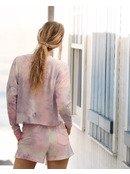Magic Hour - Tie Dye Shorts for Women  ERJNS03319