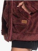 Light Of The Night - Hooded Sherpa Jacket for Women ERJPF03060