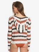 Shades Of Cool - Hoodie Poncho Jumper for Women ERJSW03405