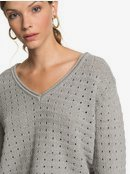 Do You Good - V-Neck Jumper for Women  ERJSW03406