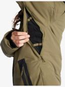 Clouded - Snow Jacket for Women  ERJTJ03309
