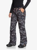 Nadia Printed - Snow Pants for Women  ERJTP03133