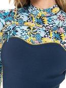 3/2mm Marine Bloom - Front Zip Wetsuit for Women  ERJW103091