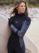 5/4/3mm Syncro - Chest Zip Wetsuit for Women  ERJW203011