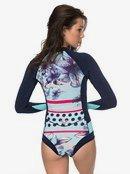 1mm POP Surf - Long Sleeve Cheeky Cut Front Zip Springsuit for Women  ERJW403017
