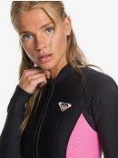 1.5mm POP Surf - Long Sleeve Front Zip Shorty for Women  ERJW403019