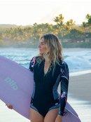 1mm POP Surf - Long Sleeve Front Zip Bikini Cut Shorty for Women  ERJW403021