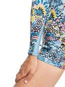 1.5mm Marine Bloom - Front Zip Springsuit for Women  ERJW403038