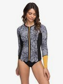 1mm POP Surf - Front Zip Scallop Wetsuit Jacket for Women  ERJW803012