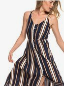 Sunset Beauty - Strappy Midi Dress for Women ERJWD03313