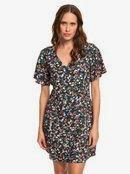 Damage Love - Short Sleeve Buttoned Dress  ERJWD03387