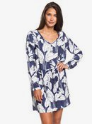 Indigo Night - Long Sleeve Dress  ERJWD03413