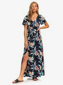 A Night To Remember - Short Sleeve Maxi Dress for Women  ERJWD03424