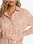 Under Rapture - Long Sleeve Shirt Dress  ERJWD03481