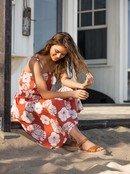Nowhere To Hide - Strappy Midi Dress for Women  ERJWD03540