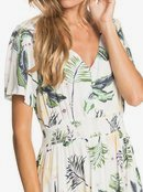 Paradise Song - Short Sleeve Mini Dress for Women  ERJWD03545