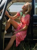Sunshine Mind - Midi Dress for Women  ERJWD03567