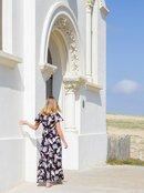 A Night To Remember - Short Sleeve Dress for Women  ERJWD03577
