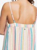 Golden Allure - Strappy Midi Dress for Women  ERJWD03589