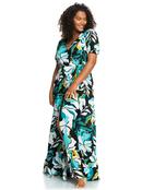 Slow Down Time - Maxi Dress for Women  ERJWD03591