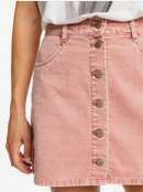 Unforgettable Fall - Button Through Corduroy Skirt for Women ERJWK03069