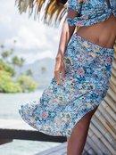 Marine Bloom - Midi Skirt for Women  ERJWK03107