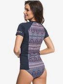 Dream Sea C/L Swim - Short Sleeve UPF 50 Rash Vest for Women ERJWR03208