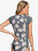 ROXY - Cap Sleeve UPF 50 Rash Vest for Women  ERJWR03286