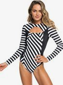 POP Surf - Long Sleeve UPF 50 One-Piece Swimsuit for Women  ERJWR03292