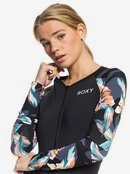 Fashion - Long Sleeve Zip-Up UPF 50 Rash Vest  ERJWR03372