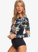 ROXY - Long Sleeve UPF 50 One-Piece Swimsuit for Women  ERJWR03374