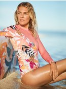 POP Surf - Long Sleeve Zipped UPF 50 One-Piece Swimsuit for Women  ERJWR03381