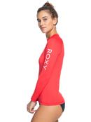Whole Hearted - Long Sleeve UPF 50 Rash Vest for Women  ERJWR03408